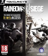 Tom Clancy's Rainbow Six: Siege Game Box