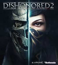 Dishonored 2 Game Box