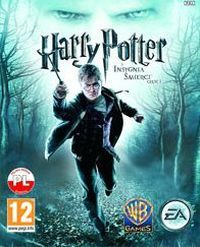 Harry Potter and the Deathly Hallows Part 1 Game Box