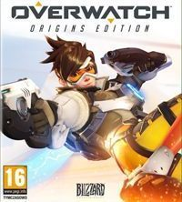 Overwatch Game Box