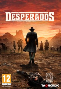 Desperados III Game Box