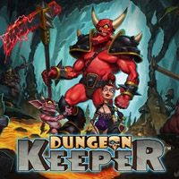 Dungeon Keeper Game Box