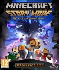 Minecraft: Story Mode - A Telltale Games Series - Season 1 Game Box