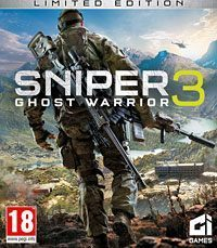 Sniper: Ghost Warrior 3 Game Box