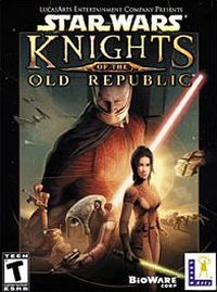 Star Wars: Knights of the Old Republic Game Box