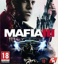 Mafia III Game Box
