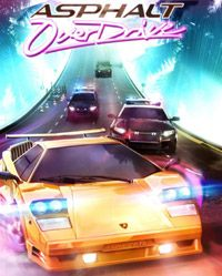 Asphalt Overdrive Game Box