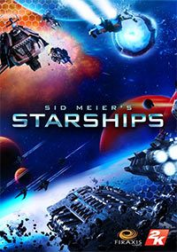 Sid Meier's Starships Game Box