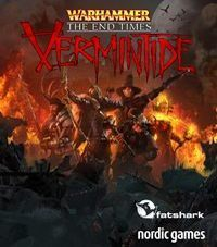 Warhammer: The End Times - Vermintide Game Box