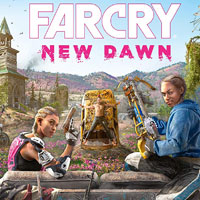 Far Cry: New Dawn Game Box