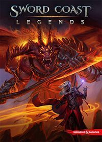 Sword Coast Legends Game Box