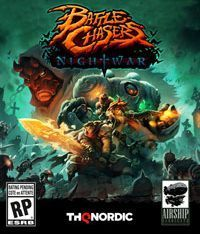 Battle Chasers: Nightwar Game Box