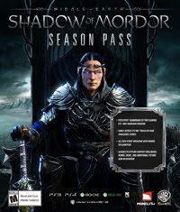 Middle-earth: Shadow of Mordor - The Bright Lord Game Box