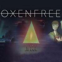 Oxenfree Game Box