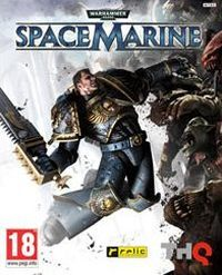 Warhammer 40,000: Space Marine Game Box