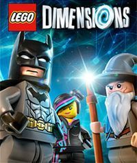 LEGO Dimensions Game Box
