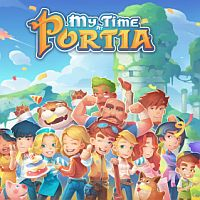 My Time at Portia Game Box