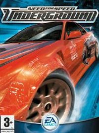 Need for Speed: Underground Game Box