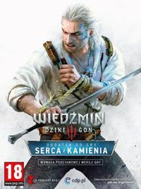 The Witcher 3: Hearts of Stone Game Box