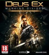 Deus Ex: Mankind Divided Game Box