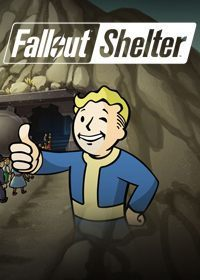 Fallout Shelter Game Box