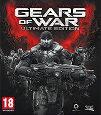 Gears of War: Ultimate Edition Game Box