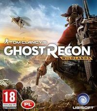 Tom Clancy's Ghost Recon: Wildlands Game Box