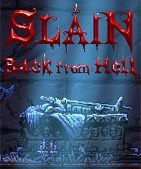 Slain: Back From Hell Game Box