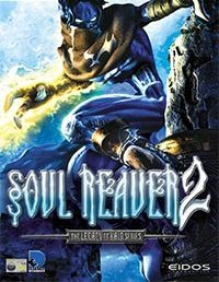 Legacy of Kain: Soul Reaver 2 Game Box