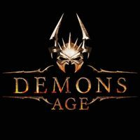 Demons Age Game Box