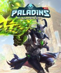 Paladins: Champions of the Realm Game Box