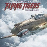 Flying Tigers: Shadows Over China Game Box