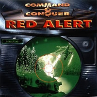 Command & Conquer: Red Alert Game Box