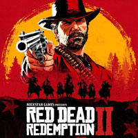 Red Dead Redemption II Game Box