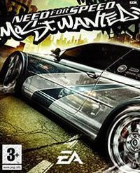 Need for Speed: Most Wanted (2005) Game Box