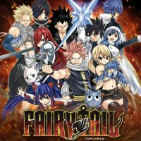 Fairy Tail Game Box