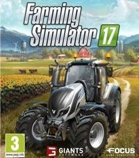 Farming Simulator 17 Game Box