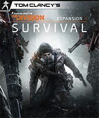Tom Clancy's The Division: Survival Game Box