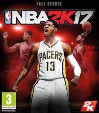NBA 2K17 Game Box