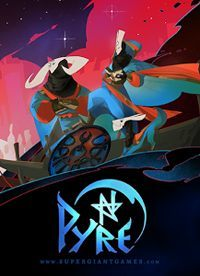 Pyre Game Box