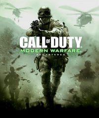 Call of Duty: Modern Warfare Remastered Game Box