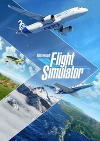 Microsoft Flight Simulator Game Box
