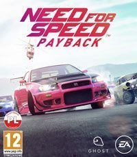 Need for Speed: Payback Game Box
