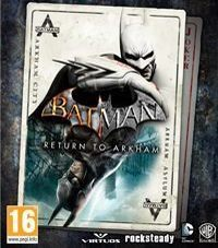 Batman: Return to Arkham Game Box