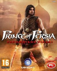 Prince of Persia: The Forgotten Sands Game Box