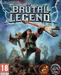 Brutal Legend Game Box