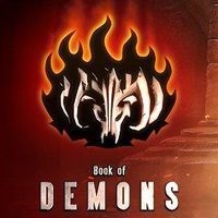 Book of Demons Game Box