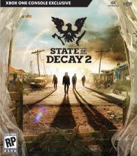 State of Decay 2 Game Box