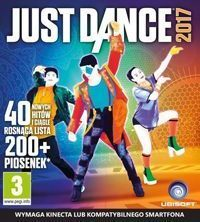 Just Dance 2017 Game Box