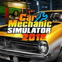 Car Mechanic Simulator 2018 Game Box